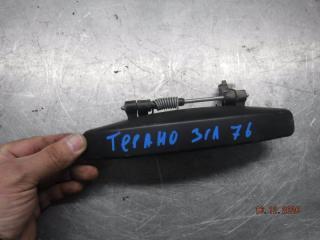 Запчасть ручка двери внешняя задняя левая Nissan Terrano 2014