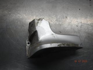 Запчасть накладка на порог передняя правая Nissan Terrano 2014