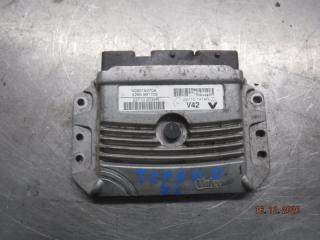 Запчасть блок управления двигателем Nissan Terrano 2014