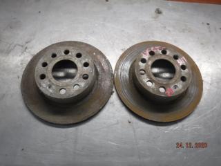 Запчасть тормозной диск задний Volkswagen Jetta 2013