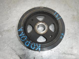Запчасть шкив коленвала Toyota Corolla 2012