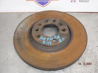 Запчасть тормозной диск передний правый Opel Meriva 2012
