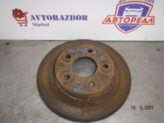 Запчасть тормозной диск задний правый Opel Meriva 2012
