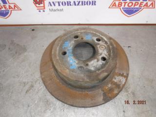 Запчасть тормозной диск задний левый Toyota Camry 2013
