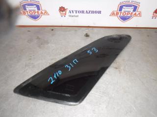 Запчасть стекло боковое заднее правое ВАЗ 2110 1997