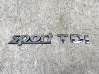 Запчасть эмблема sport tdi Volkswagen Golf 4 1997-2005
