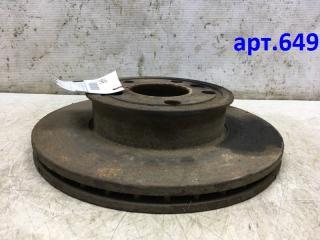 Запчасть диск тормозной передний вентилируемый передний Volkswagen TRANSPORTER T4 1991-1996