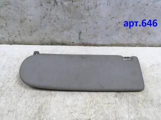 Запчасть козырек солнцезащитный (внутри) правый Audi 100 [C4] 1991-1994