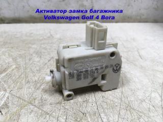 Запчасть активатор замка багажника Volkswagen Golf 4 Bora 1997-2005