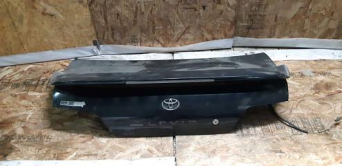 Запчасть крышка багажника задняя TOYOTA Corolla Levin