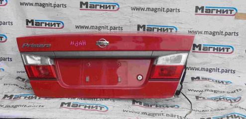 Запчасть крышка багажника задняя NISSAN Primera