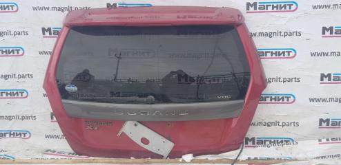 Запчасть дверь 5-я задняя SUBARU Forester 2005