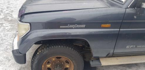Запчасть крыло переднее левое TOYOTA Land Cruiser Prado 1993