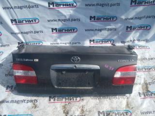 Запчасть крышка багажника задняя TOYOTA Corolla 1997