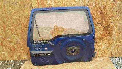 Запчасть дверь 5-я MITSUBISHI Pajero Mini 1994