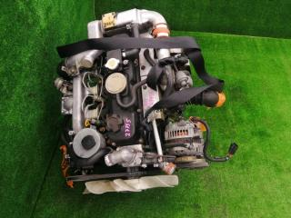Запчасть двигатель передний NISSAN Caravan