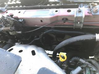 Запчасть радиатор двс передний TOYOTA RAV4 2007