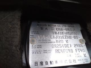 Запчасть кпп автоматическое передняя NISSAN Teana 2005