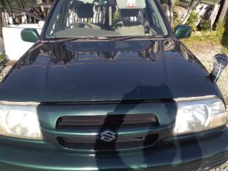 Запчасть капот SUZUKI Escudo 1998