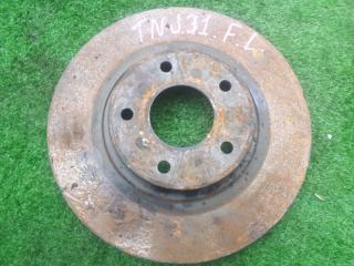 Запчасть тормозной диск передний левый NISSAN Teana 2005