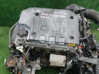 Запчасть двигатель передний MITSUBISHI Chariot Grandis