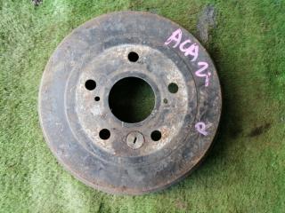 Запчасть тормозной диск задний правый TOYOTA RAV4