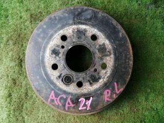 Запчасть тормозной диск задний левый TOYOTA RAV4