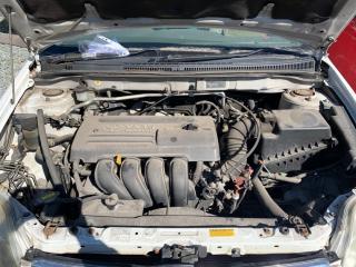 Запчасть двигатель передний TOYOTA Corolla Fielder 2002