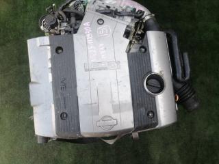 Запчасть двигатель передний Nissan Cedric