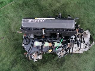 Запчасть двигатель передний Daihatsu Hijet
