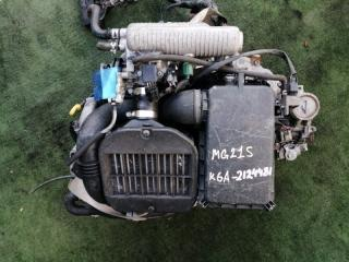 Запчасть двигатель передний NISSAN Moco