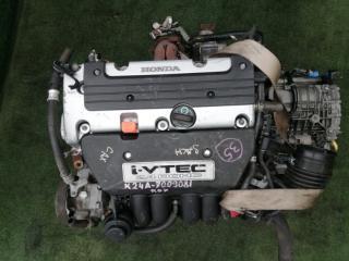 Запчасть двигатель передний HONDA CR-V