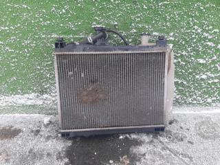 Запчасть радиатор двс передний TOYOTA Vitz