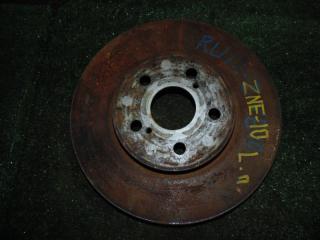 Запчасть тормозной диск передний TOYOTA WISH 2004