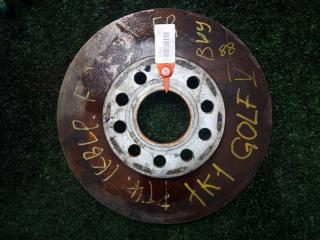 Запчасть тормозной диск передний правый VOLKSWAGEN GOLF 5 2007