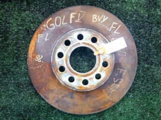 Запчасть тормозной диск передний левый VOLKSWAGEN GOLF 5 2007