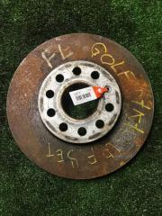 Запчасть тормозной диск передний левый VOLKSWAGEN GOLF 6 2011