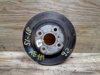 Запчасть тормозной диск передний правый TOYOTA COROLLA 1999