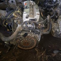 Запчасть двигатель HONDA STEPWGN 2000