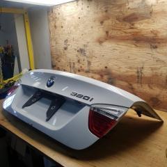 Запчасть крышка багажника BMW 320 2007