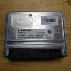 Запчасть блок управления двс BMW 525 1999