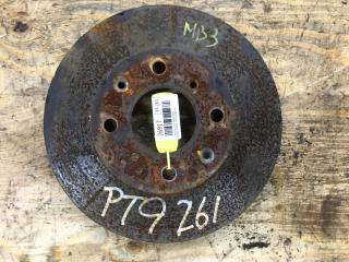 Запчасть тормозной диск передний правый HONDA DOMANI 1996