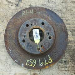 Запчасть тормозной диск передний левый HONDA STEPWGN 2002