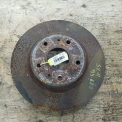 Запчасть тормозной диск передний правый SUZUKI SX4 2006