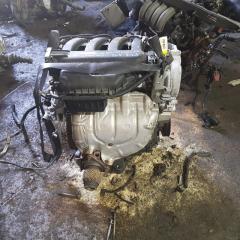 Запчасть двигатель RENAULT MEGANE 2 2007