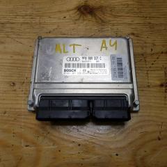 Запчасть блок управления двс AUDI A4 2002