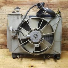 Запчасть радиатор двигателя TOYOTA FUNCARGO 2004