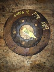 Запчасть тормозной диск передний левый MAZDA BONGO 2014