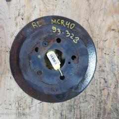 Запчасть тормозной диск задний левый TOYOTA ESTIMA 2002