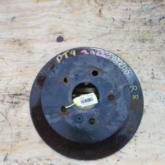 Запчасть тормозной диск задний правый TOYOTA ESTIMA 2002